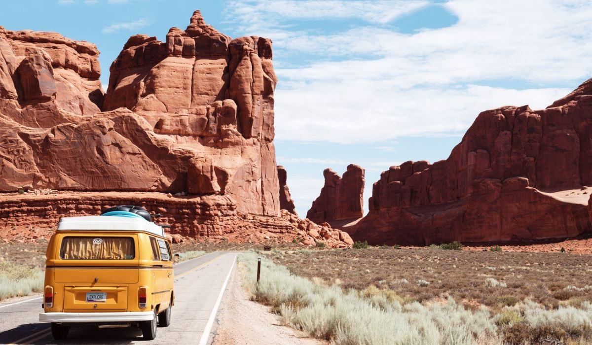 Road Trip en Amérique