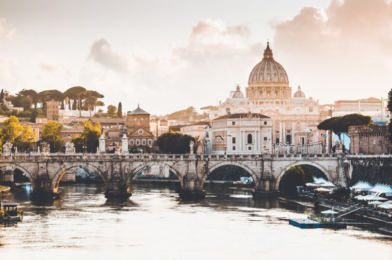 Rome et le Vatican Italie