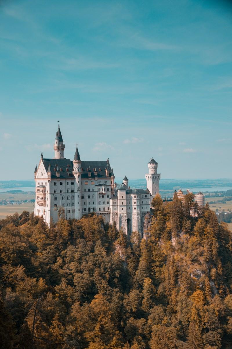 Bavière en Allemagne