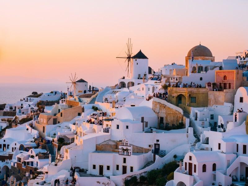 Grèce voyage dans les îles