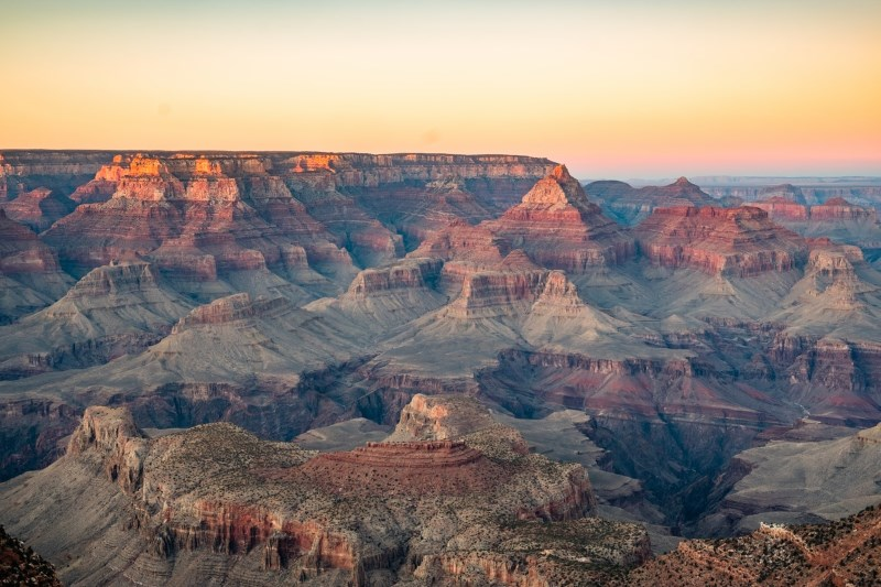 Road trip Etats Unis Grand Canyon