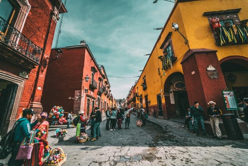 Road trip Mexique