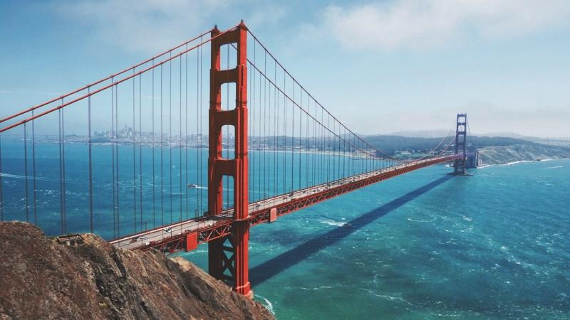 Road trip en Californie et Golden Gate