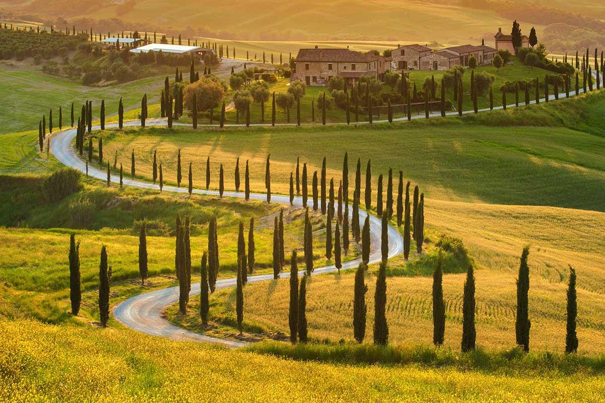 Toscane et road trip